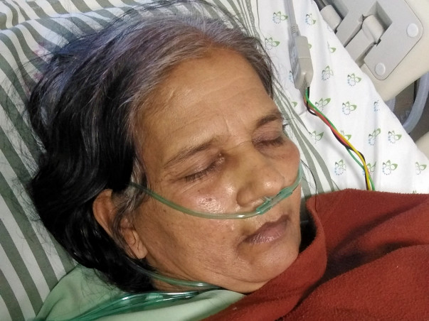 Help My Mother For Her Heart Transplantation.