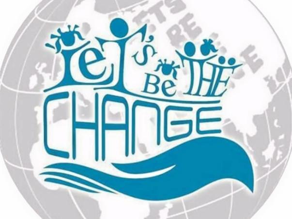 Let's Be The Change Cleanathon drive