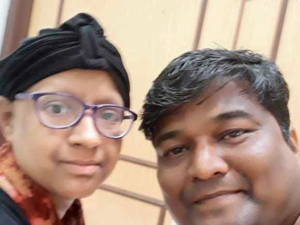 Help Reshma Fight Cancer