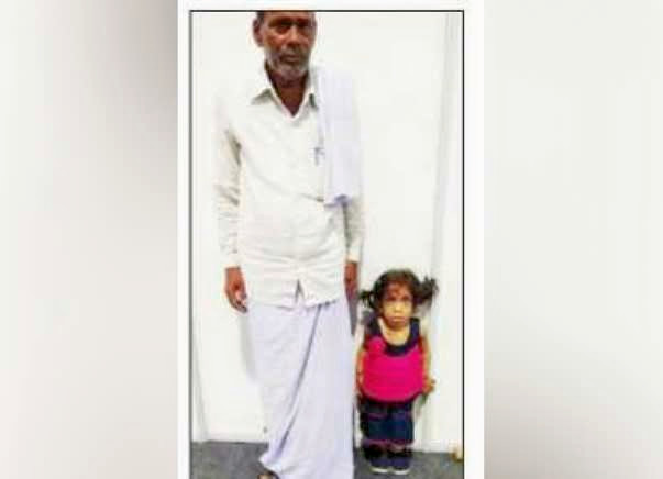 Help 7-Year-Old Tanmayi Lead A Normal Life
