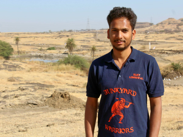 ASHISH, 21, bright child with big dreams needs kidney transplant.