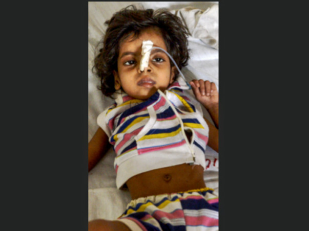 Help 2 Year Old Gopika Fight Blood Cancer
