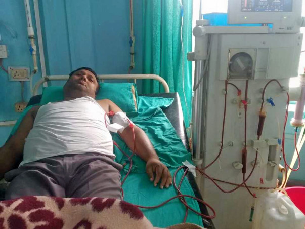 Rajiv Mishra Is Struggling With Kidney Failure, Help Him
