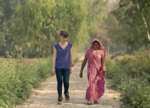 Help Marta Bring Toilets To Villages In Uttar Pradesh