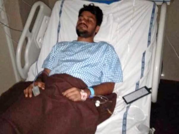 Help Abhishek Fight Blood Cancer