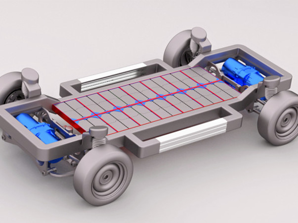 Electric Loop Car