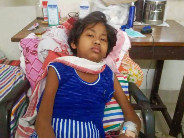 Parents Struggle To Save Daughter After Losing Two