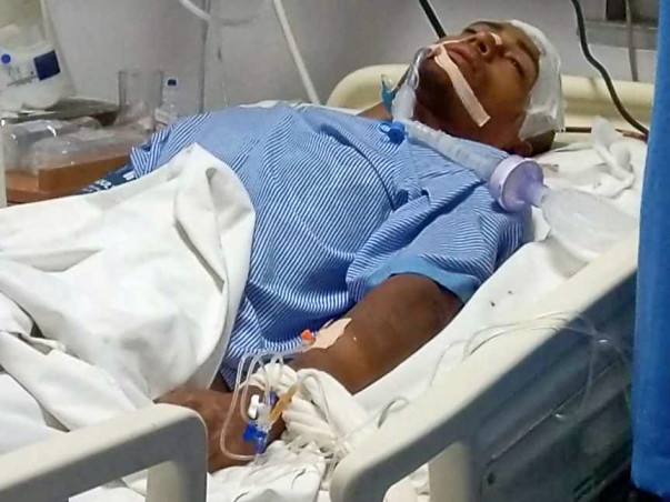 Help Aman Recover From A Major Accident