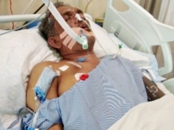 Help My Dad Fight Back Brain Stem Damage and Brain Infection