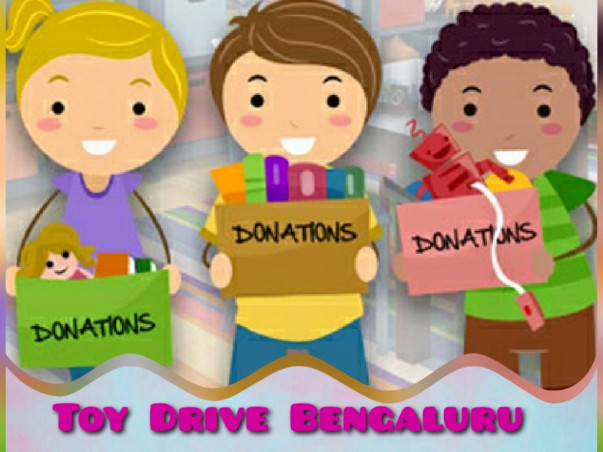 Toy Donation Drive