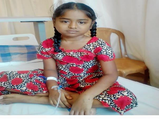 Please Help Sanjana Fight Blood Cancer