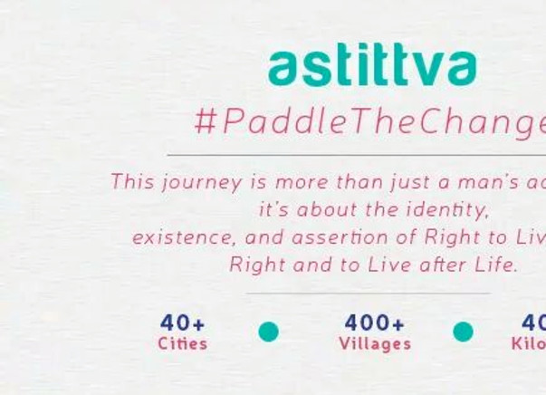 Astittva #Paddlethechange
