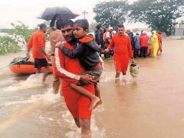 Help For The Education Of Flood Affected Children
