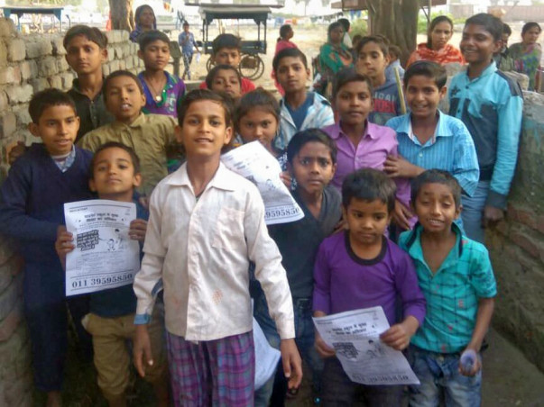 Help these underprivileged kids get an  affordable education