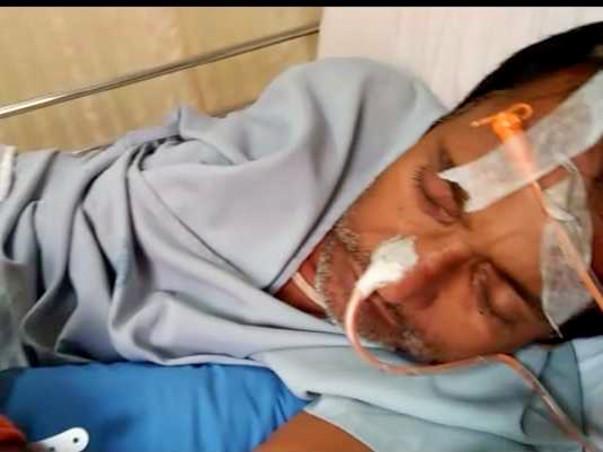Help Rabi sir Fighting for life at Kaling Hospital