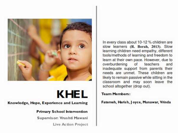 Help Children Getting Quality Education