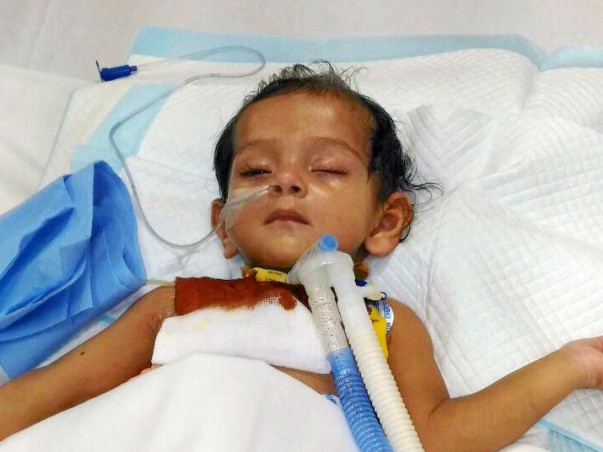 Save Baby Akshita Chhabra Survive