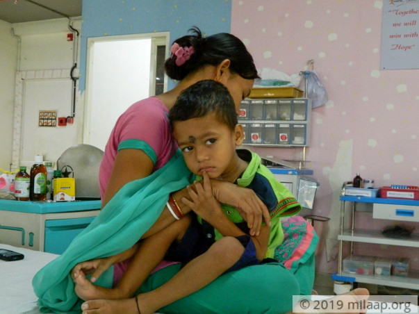 Sabrana Singh needs your help!
