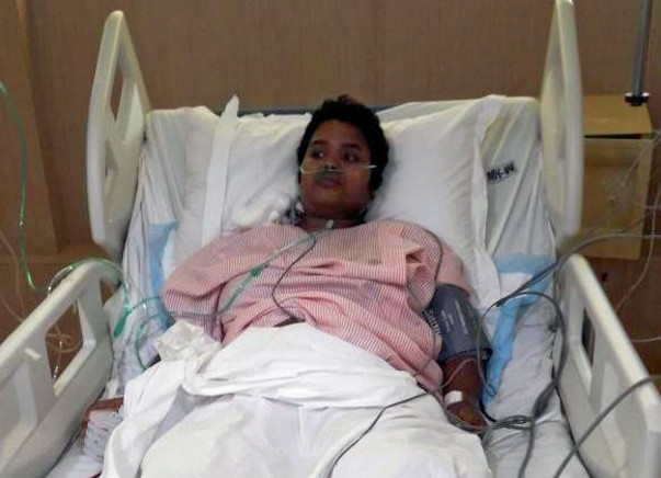 Help Radha From Dengue Shock Syndrome - Severe ARDS/ Hepatitis