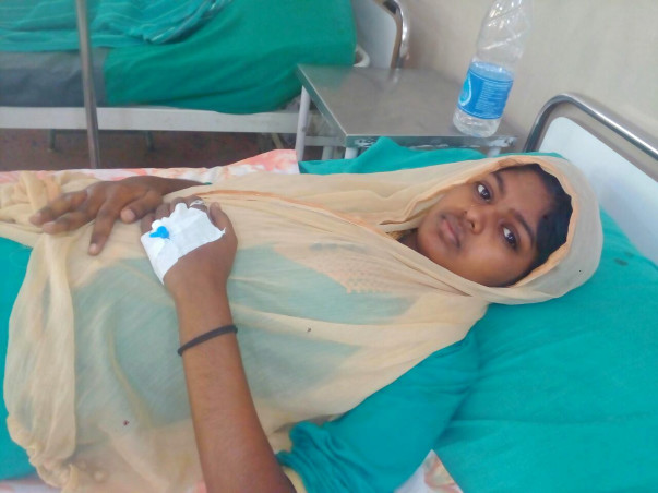 Help 13-Year-Old Afreen Fight This Difficult Battle Against Cancer