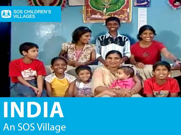 A loving home for every child, no child alone
