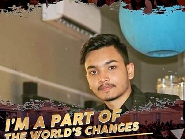 Help me to attend the AWMUN conference at Bali, Indonesia!