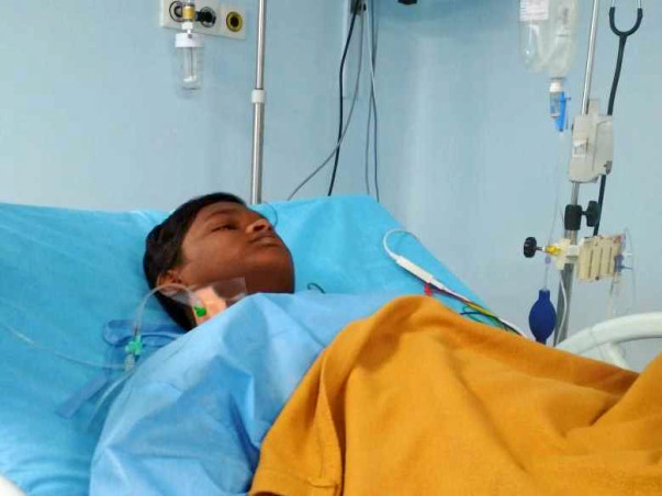 Help Arun From Ewings Cancer Which Is Rare Cancer