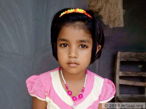 Meajatun jannat needs your help to undergo treatment