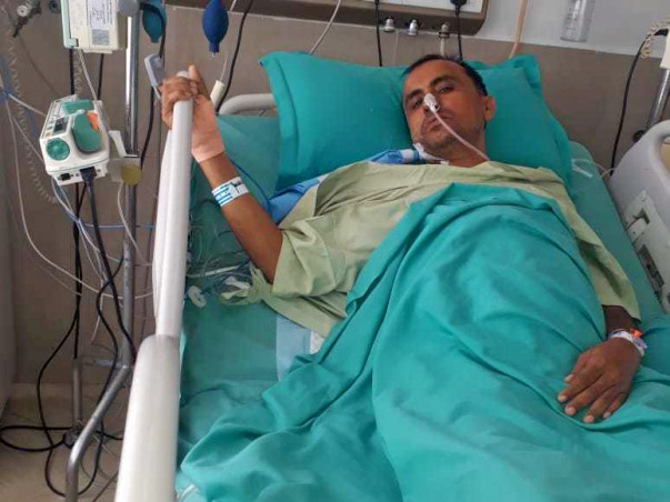 45 Years Old Gopal Nirola  Needs Your Help Fight Liver Cancer