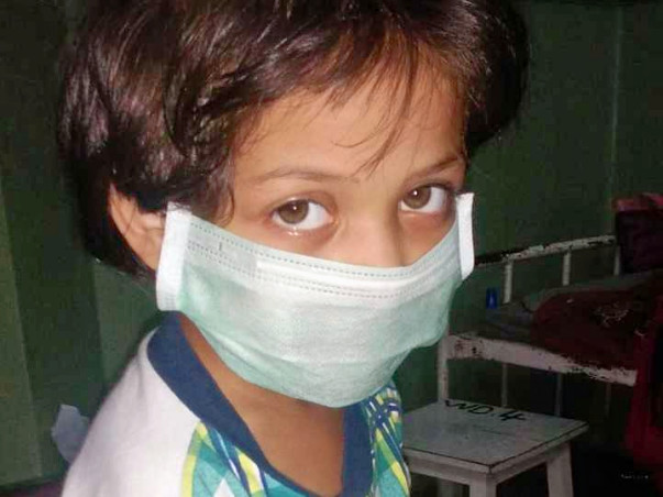 Help 6-Year-Old Ashtami Fight Blood Cancer