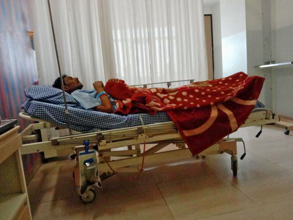 Help Mohan Undergo A Liver Transplant