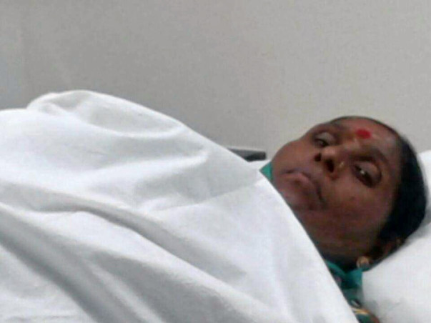 Help Channavva Get Surgery For Bile Duct Cancer Before It Kills Her