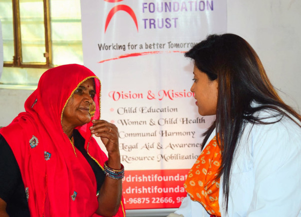 Help for Drishti Foundation Free Dental Care Clinic