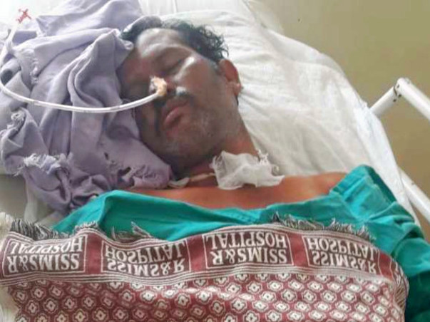 Help Narendra Recover From A Major Accident