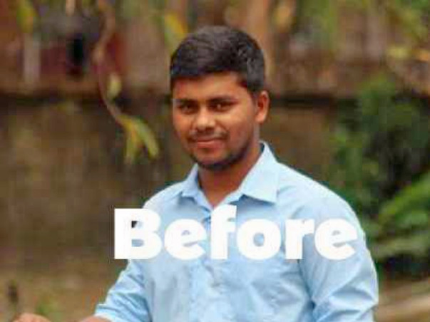 21years-old-student want to survive! He need your support for alive.