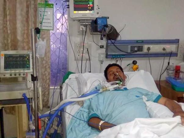 Help Ankush Chapke for Medical treatment