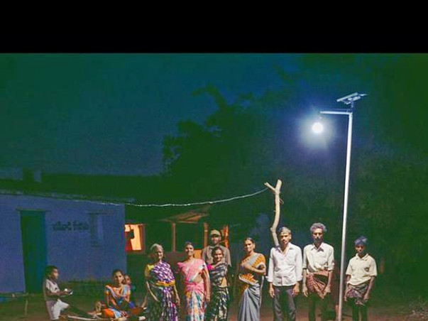 We are fundraising to light 10 villages - Diwali 2015