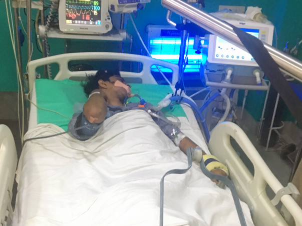Help Amal Get His Life Back