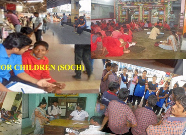 I am fundraising to rescue and Resettlement of Children from Railway Station