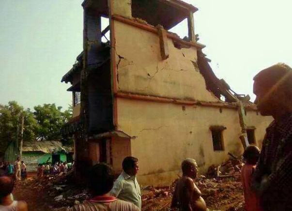 Help For The Victims Of Kumardubi Firework Factory Blast