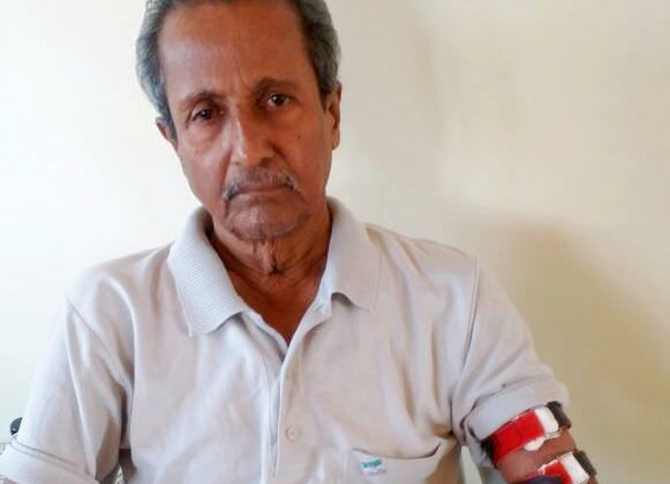 Help My Uncle Shashikanth Fight Renal Failure