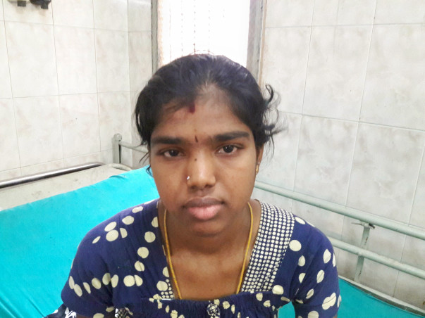 Help Revathi survive a very rare lung disease