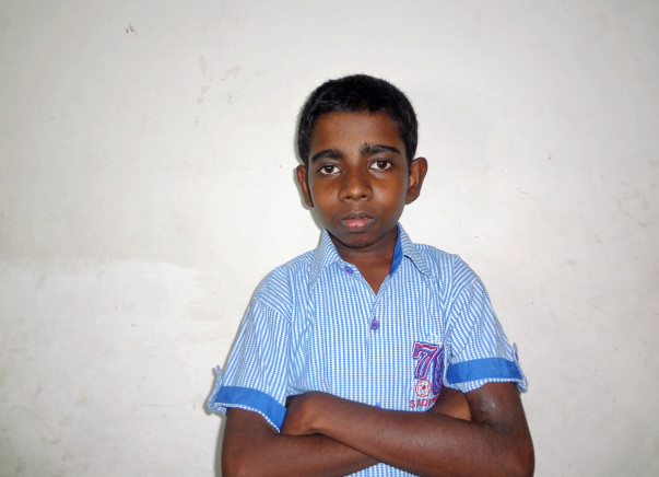 I am fundraising to help Sreehari Kannan undergo a kidney transplantation