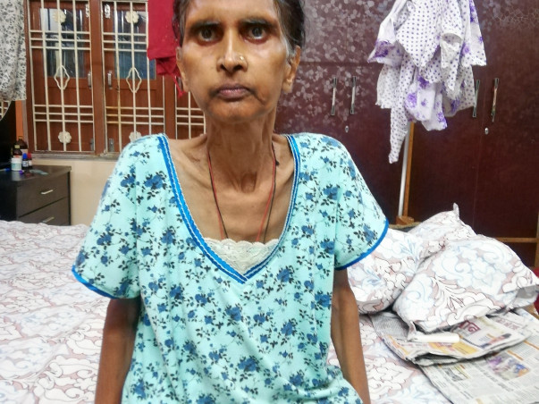 My Mother Is Struggling With Chronic Lung Disease, Help Her