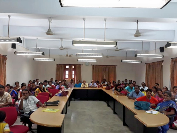 Skill Development Training-Caregiver to Differently-abled