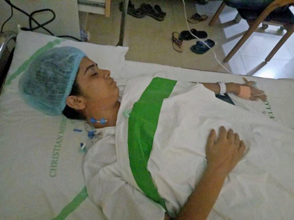 Help My Sister Diksha Fight Cancer