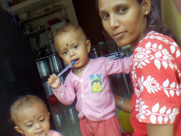 Help My Sister Provide for Her Family