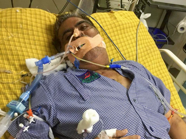 Help Rajkumar Thahriani Fight ILD And Myopathy