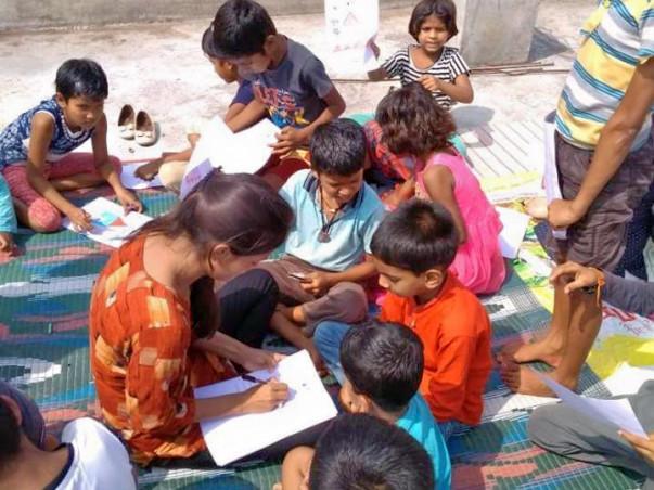 Gift school uniforms to underprivileged