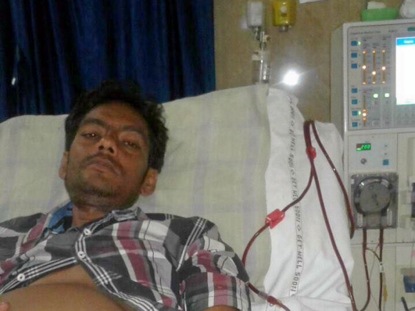 Help Sonali's Husband Undergo Dialysis